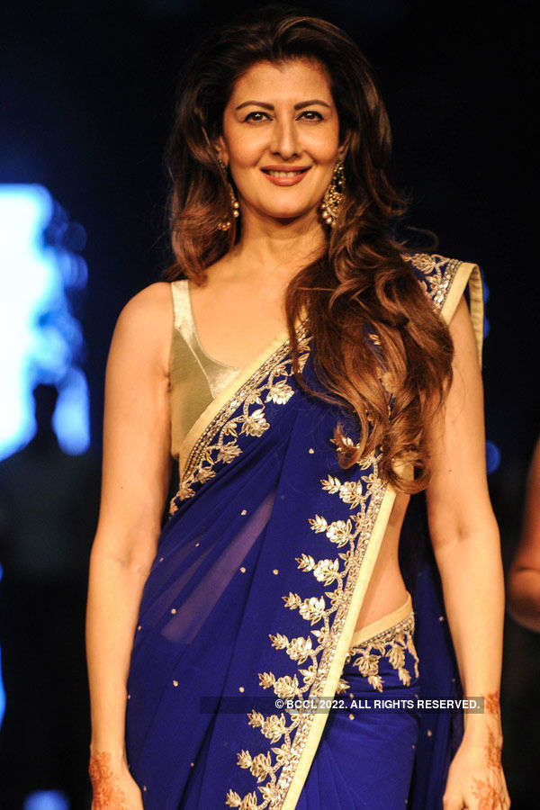 Sangeeta Bijlani during the Lakme