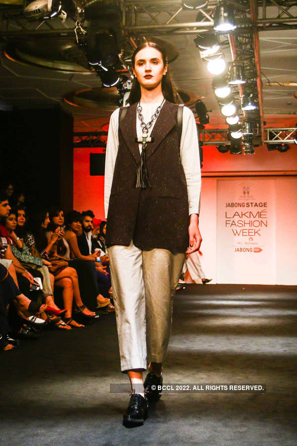 LFW '15: Day 4: Rara Avis