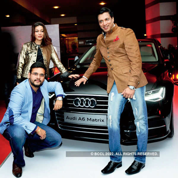 M Square Group dealers host party