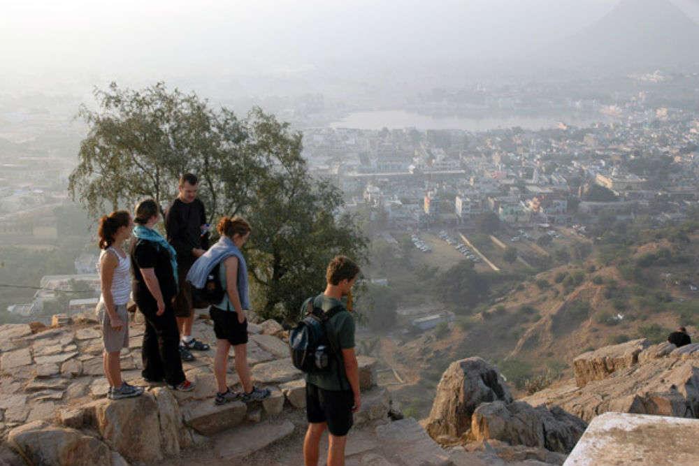 Hike to Ratnagiri hill