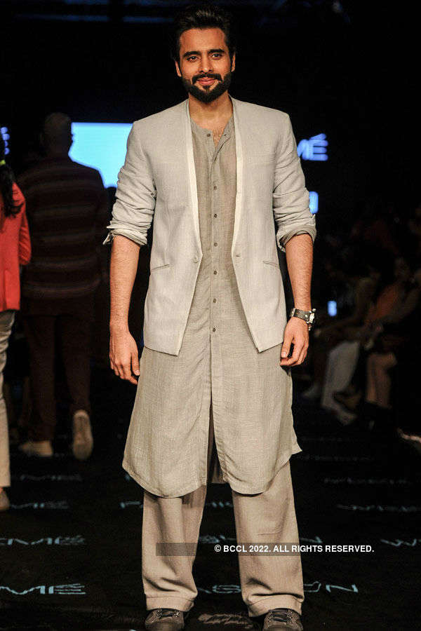 Jackky Bhagnani during the Lakme Fashion
