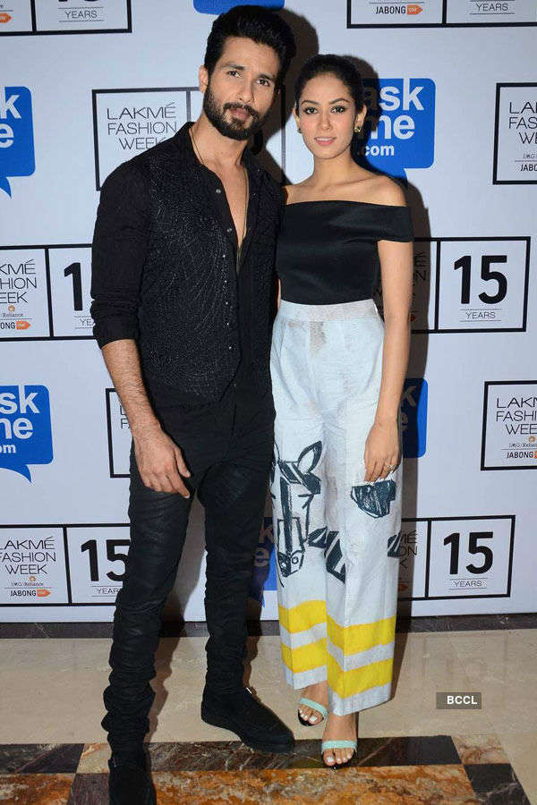 LFW '15: Celebs Spotted