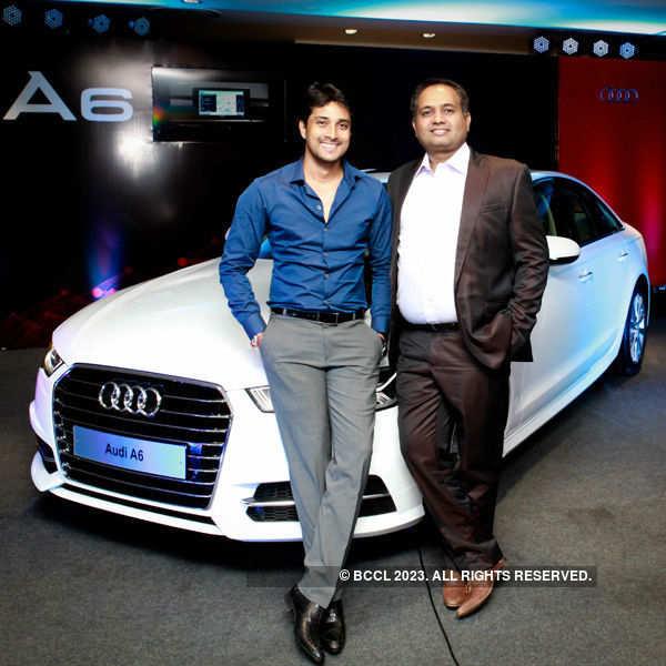 Prem launches Audi A6 Matrix