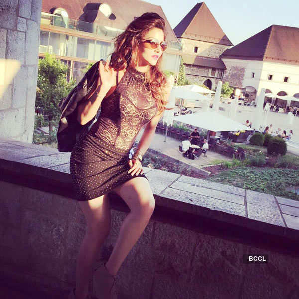 Urvashi's popularity lands her in trouble?