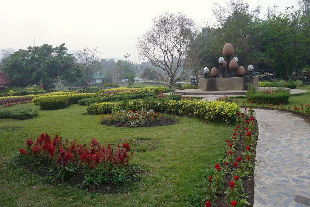 San Kamphaeng Hot Springs