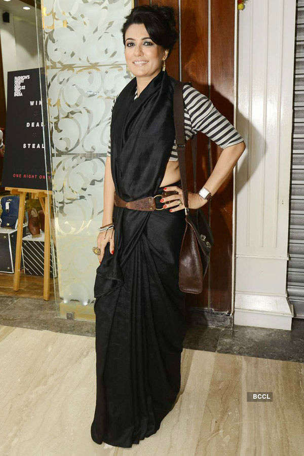 Vogue Fashion Night Out '15