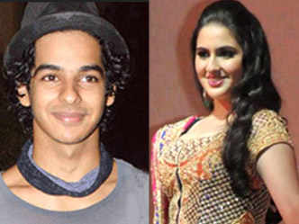 Saif's daughter Sara to romance Shahid's brother Ishaan?