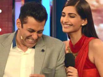 Sonam Kapoor counts on Salman Khan