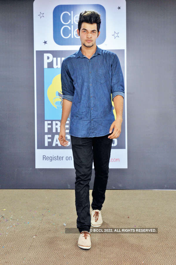 Fresh Face auditions @ Ness Wadia College of Commerce