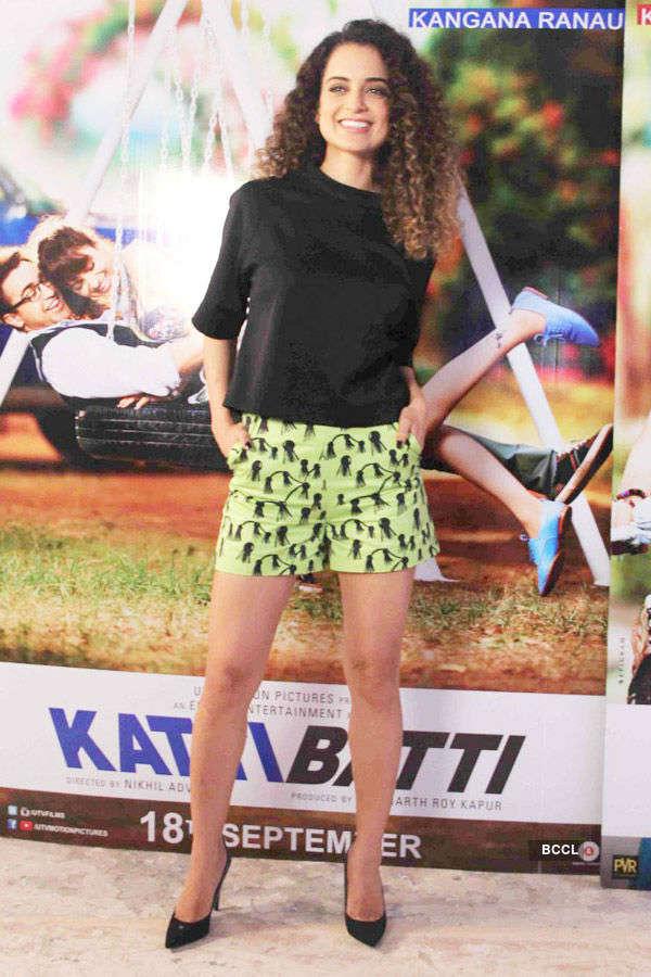 Katti Batti: Promotions