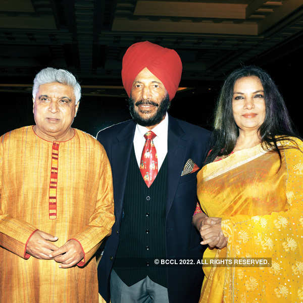 Celebs at a conclave