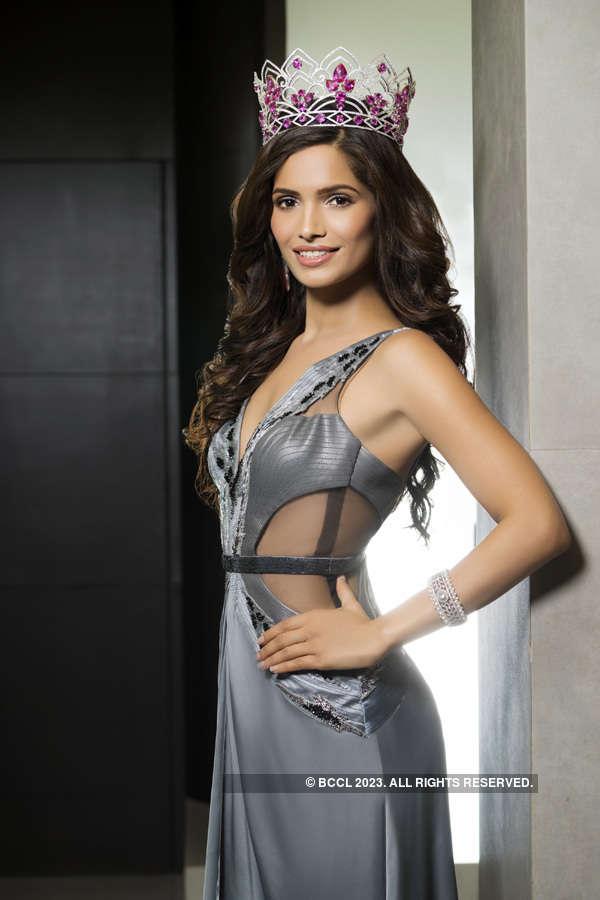 Vartika's official photoshoot for Miss Grand International