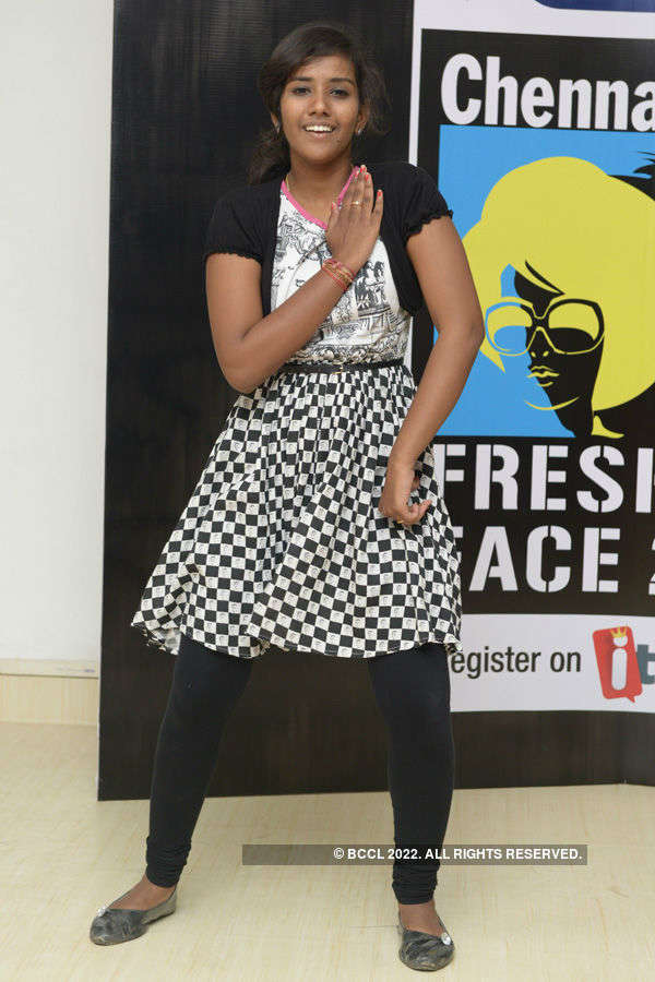 Fresh Face auditions @ Loyola College