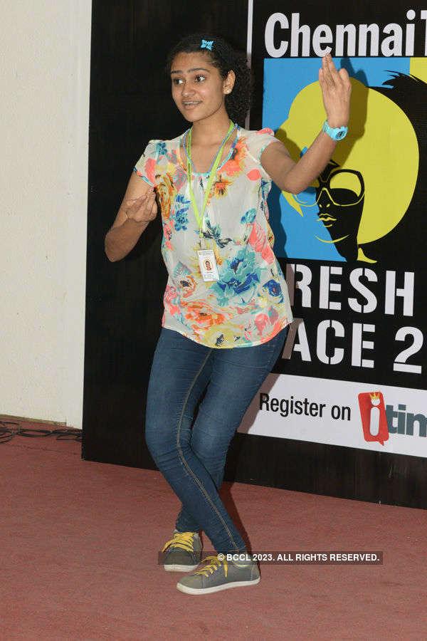 Fresh Face auditions @ Hindustan University