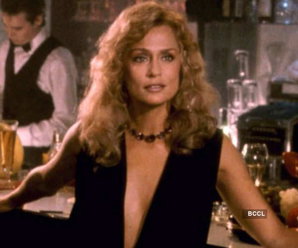 Lauren Hutton played the role