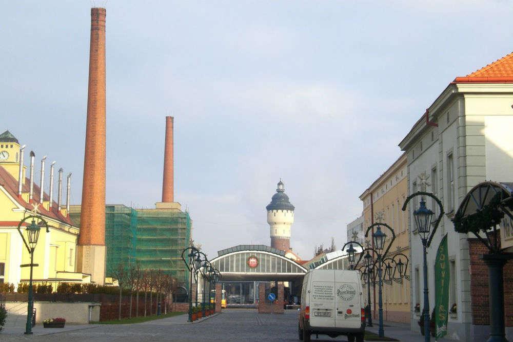Pilsner Urquell Factory