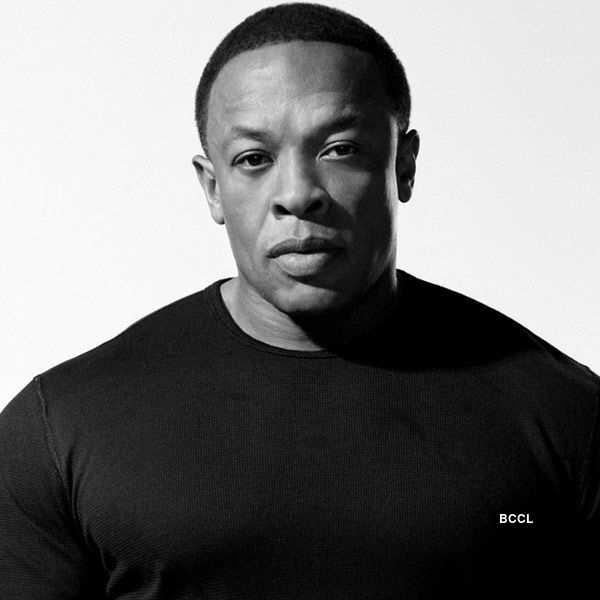 American rapper Dr. Dre lost
