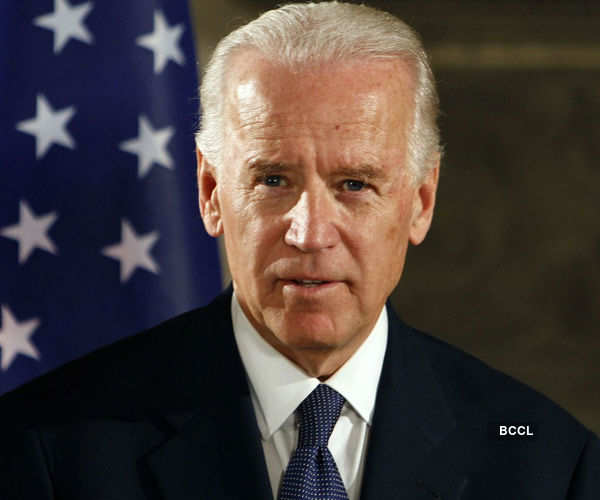 American politician and current Vice President