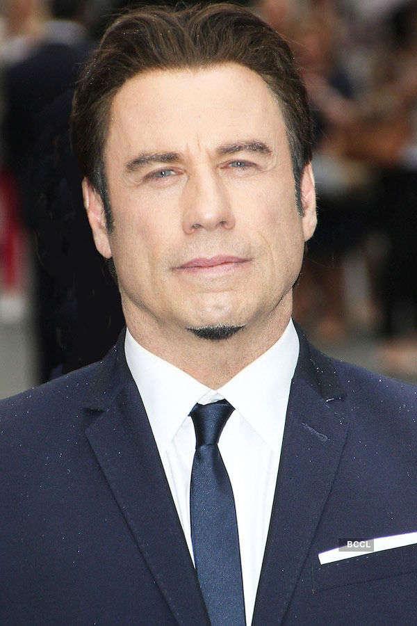 John Travolta's son Jett