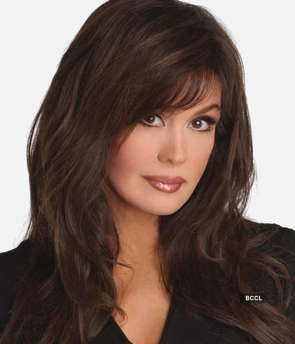American singer Marie Osmond