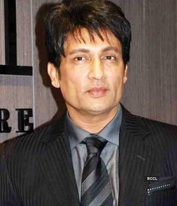 Television personality Shekhar Suman