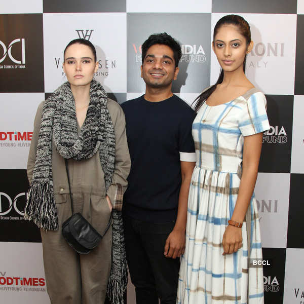 Vogue India Fashion Fund 2015