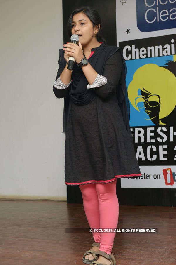 Clean & Clear Chennai Times Fresh Face 2015