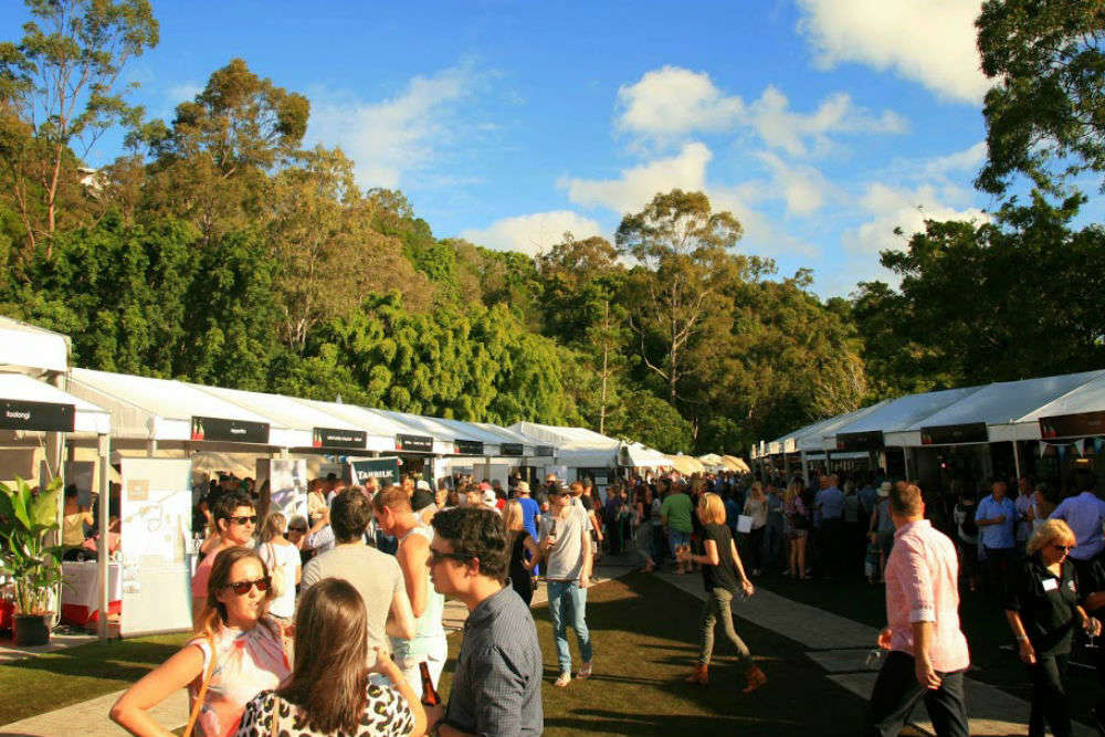 Dine at the International Food and Wine Festival