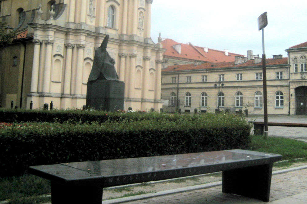 Chopin's Benches