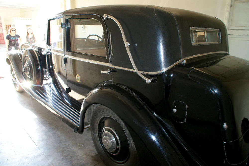 World Vintage Car Museum