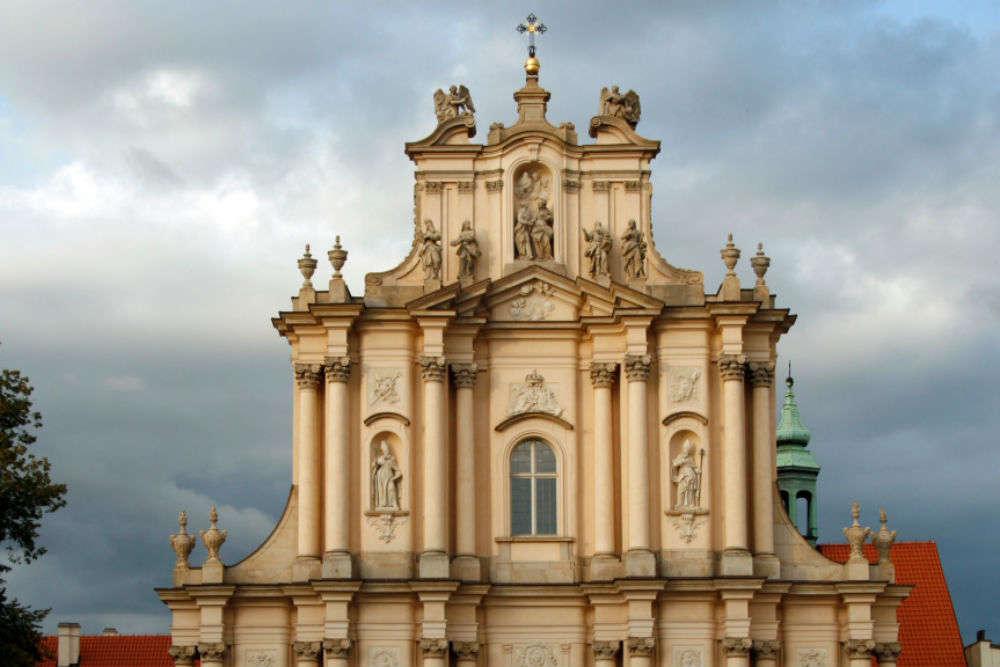 Visitants' Church