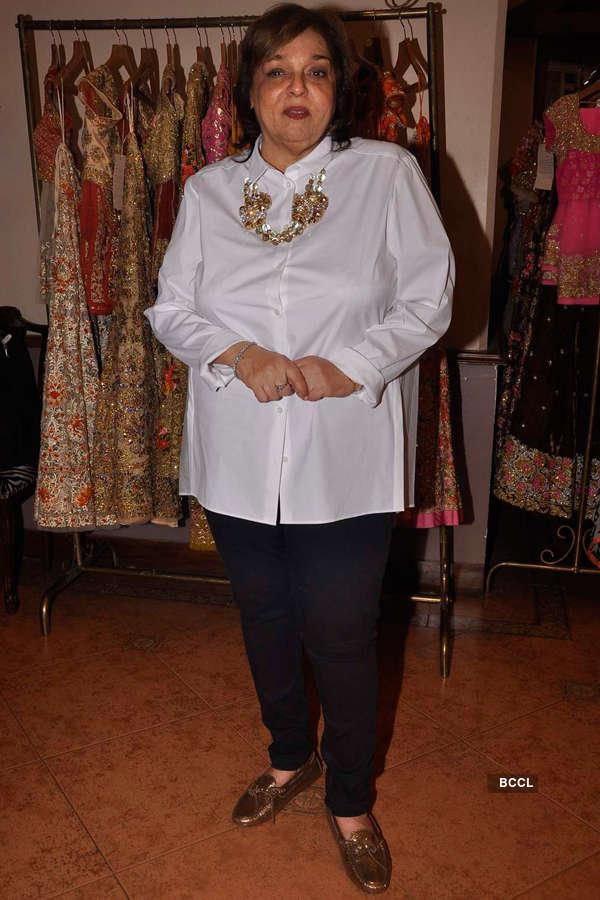 Pallavi Jaikishan's collection preview