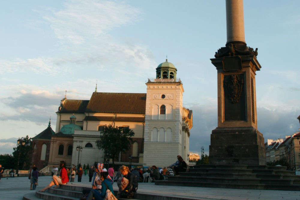Sigismund's Column