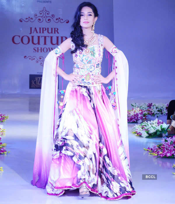 Jaipur Couture Show '15