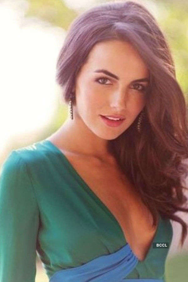 We all remember Camilla Belle
