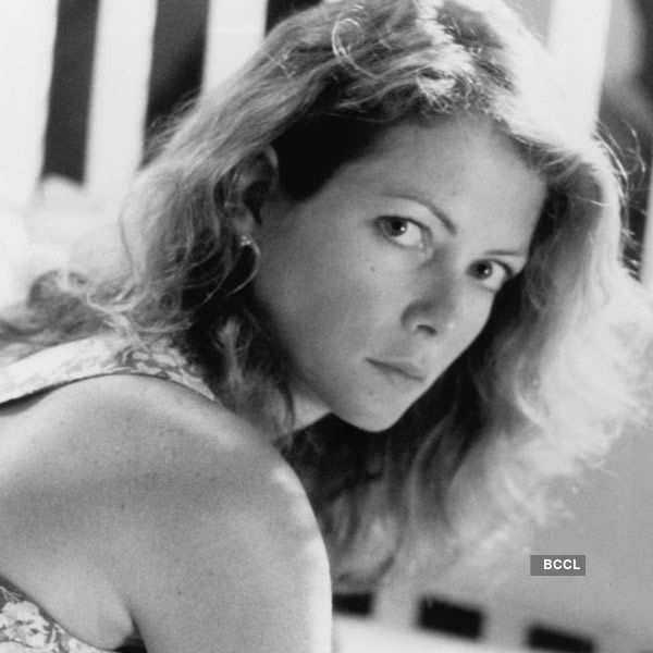 Jenny Seagrove played babysitter