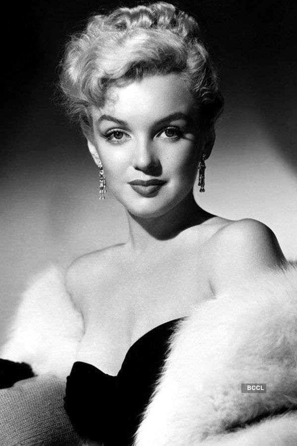 American classic beauty Marilyn Monroe