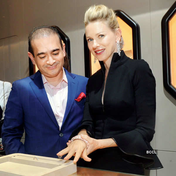 Nirav Modi's new boutique launch party