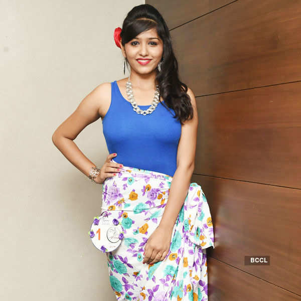 Spinz Face of Chennai grand finale
