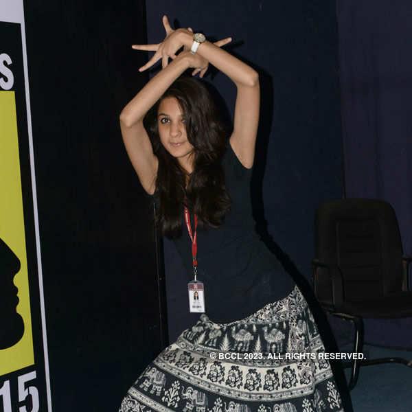 Fresh Face auditions @ MOP Vaishnav College
