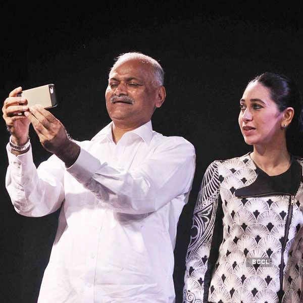 Karishma Kapoor @ book launch