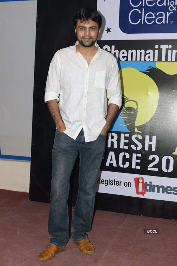 Fresh Face auditions @ SRM Engineering College