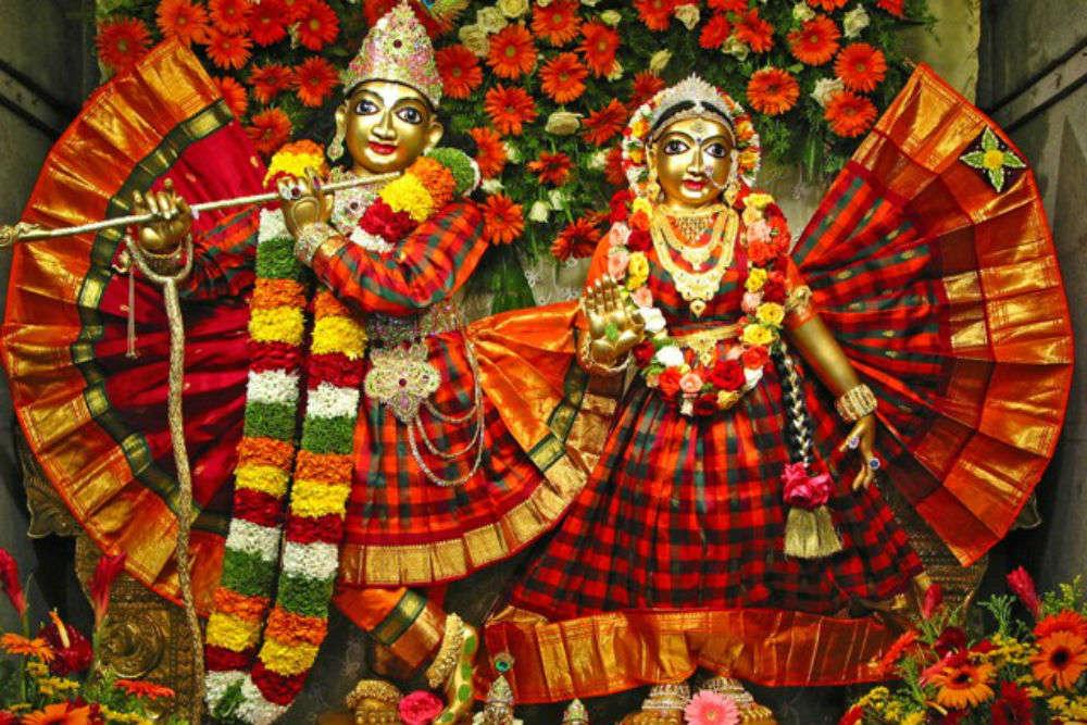 Sarada devi temple in bangalore dating