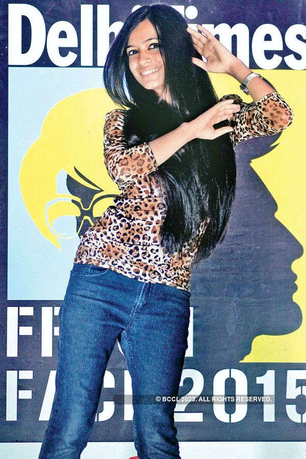 Fresh Face auditions @ Bharati Vidyapeeth