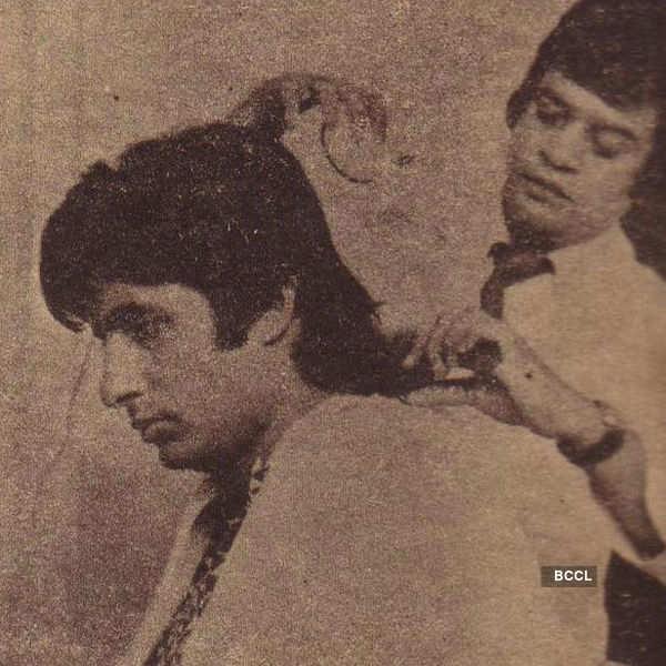 Amitabh Bachchan's hairdresser