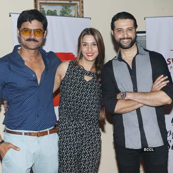 TV stars @ Siddharth's party