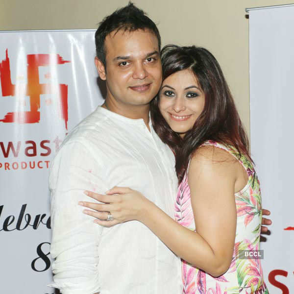 TV stars @ Siddharth's party