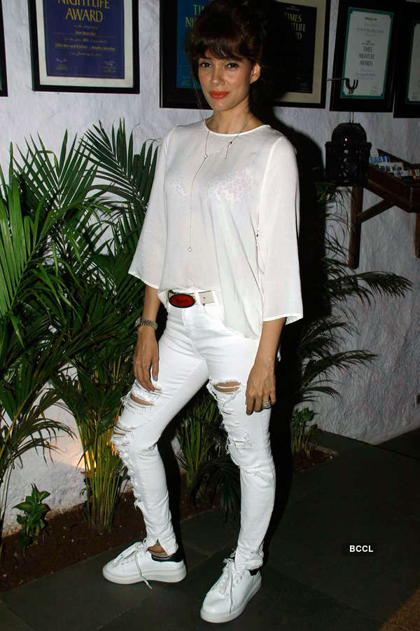 Anupama Verma's fashion line launch