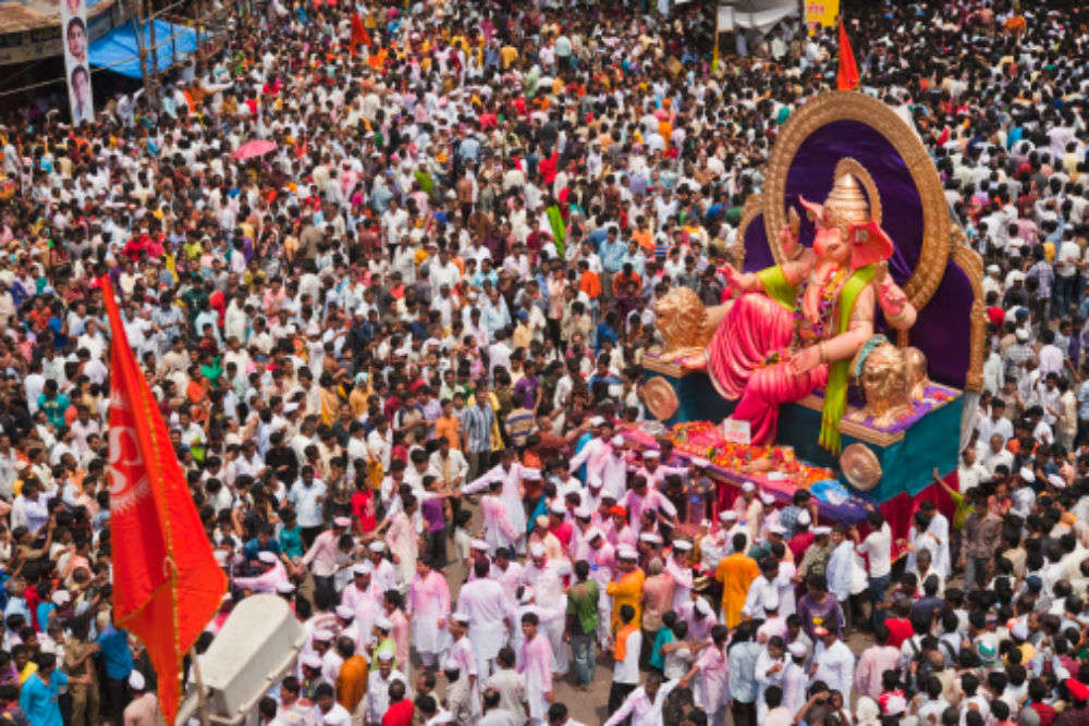 The festival and its presence Ganesh