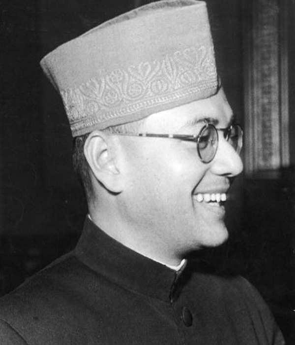 Was Netaji alive till 1964?